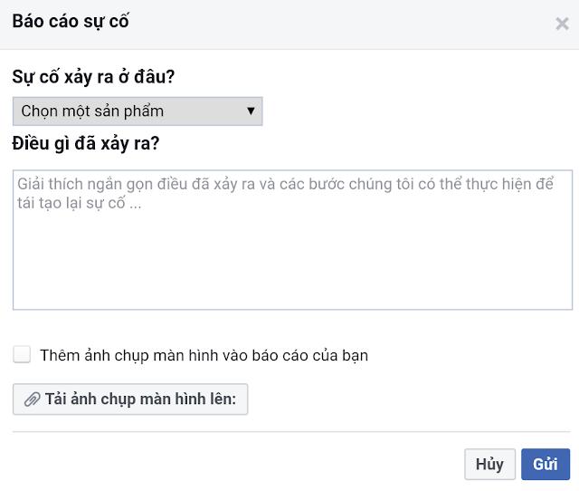 Khi tên miền bị Facebook chặn nên làm theo những cách này?