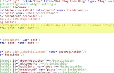 Hiển thị các bài viết Blog1 theo một nhãn hay một số nhãn cố định